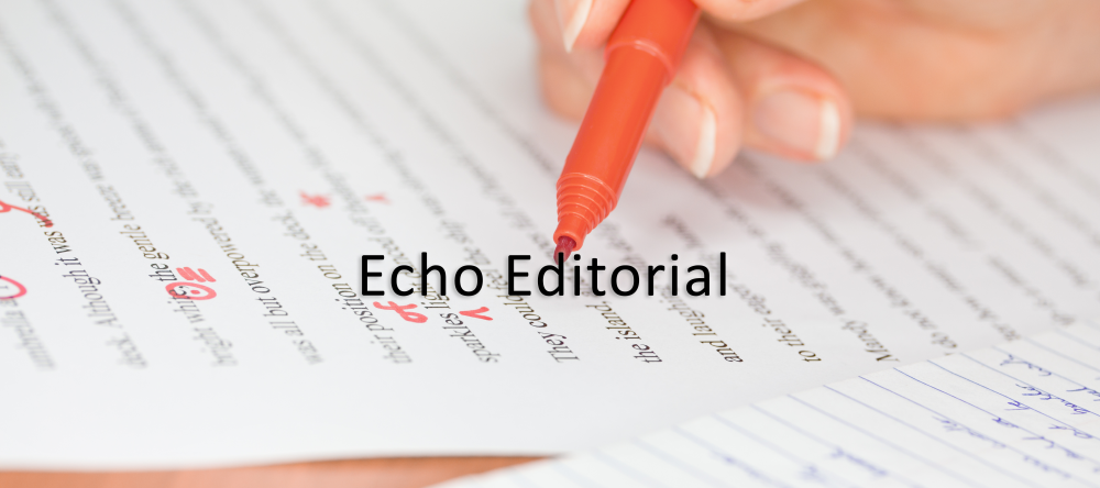Echo Editorial